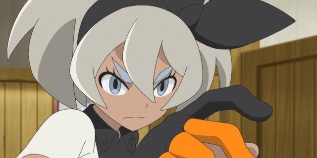 Pokemon Journeys Bea Anime Debut