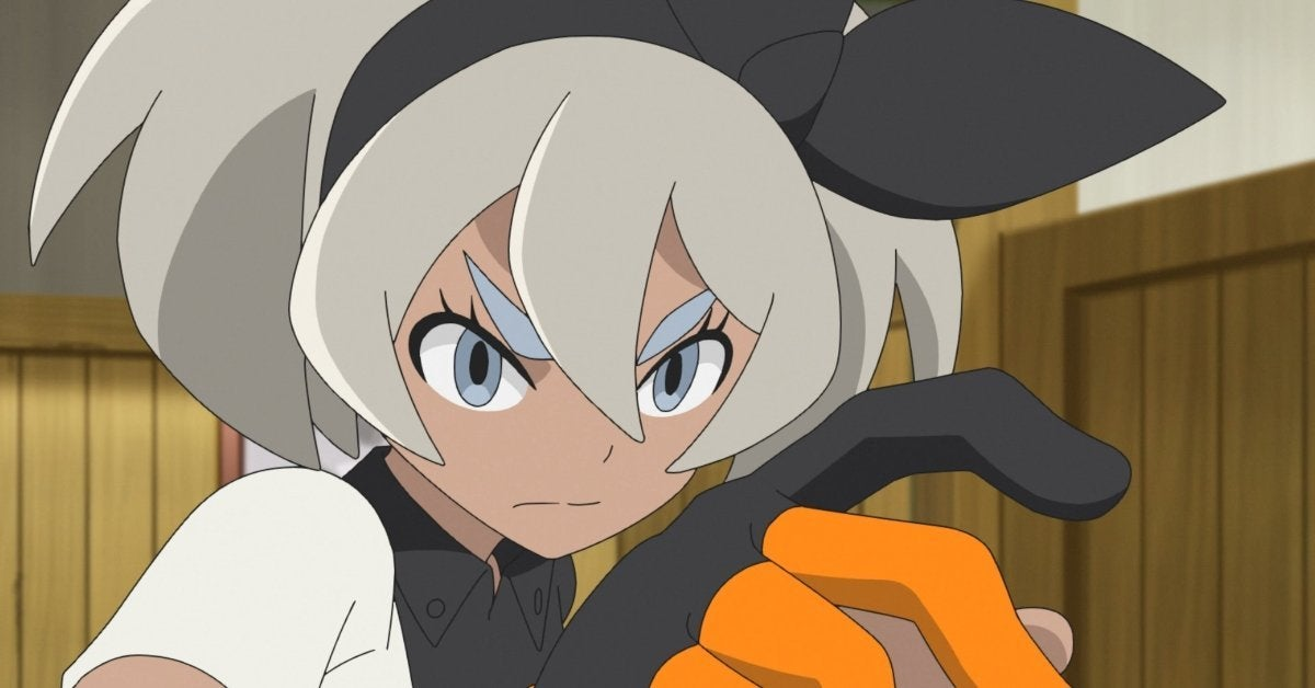 Pokemon Journeys Bea Anime Debut