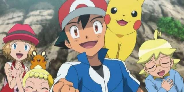 Pokemon XY Watch Free