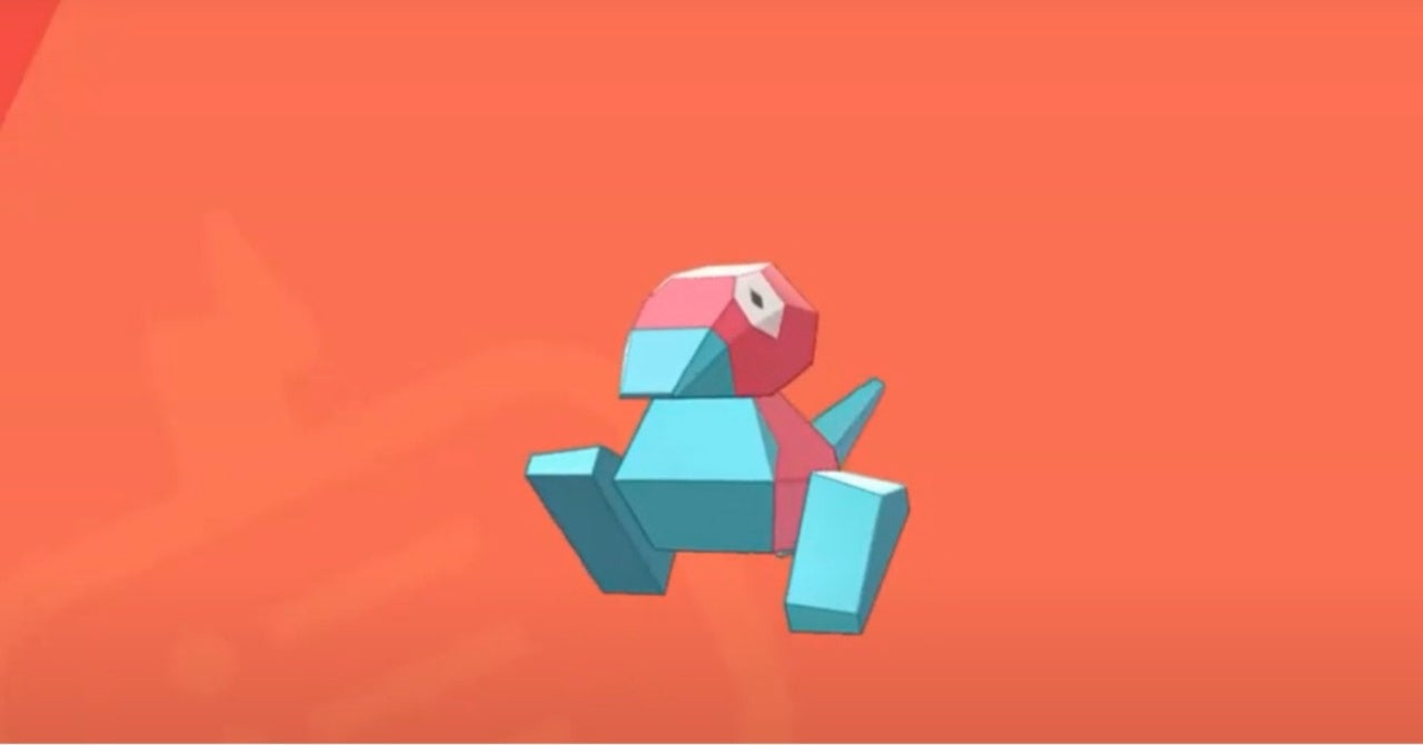 Porygon Is Trending as Pokemon Go Players Decide on the Next Community Day Candidates