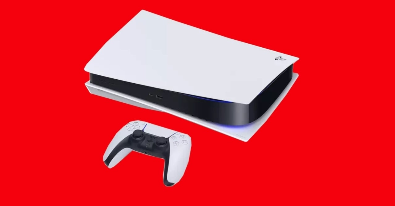 PS5 Games Are Already Going Live on Sony Servers