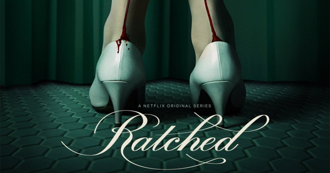 Netflix Releases New Ratched Posters