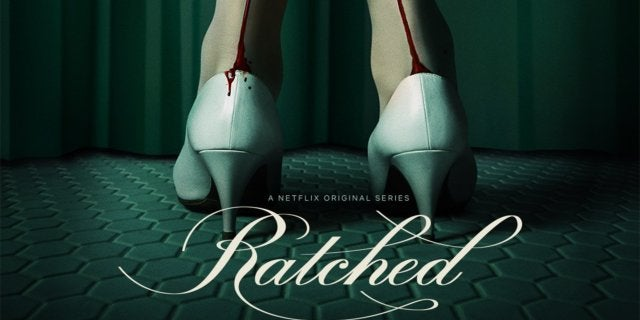 ratched netflix new posters