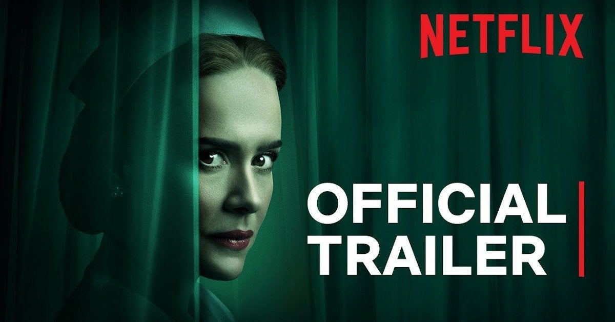 ratched trailer netflix