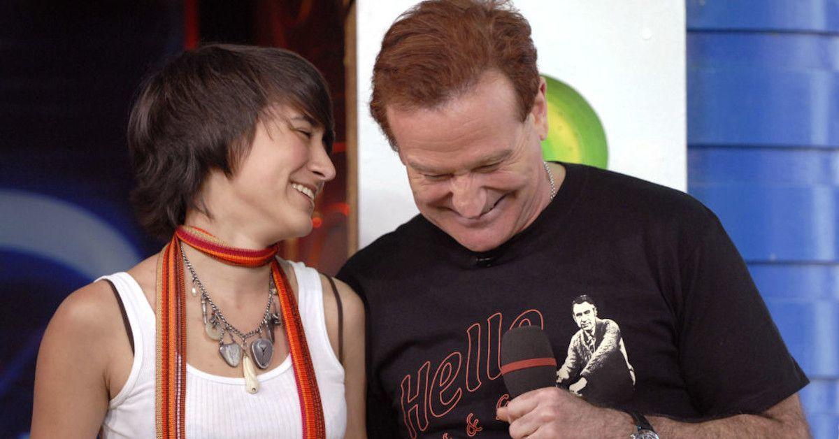 Robin Williams Zelda
