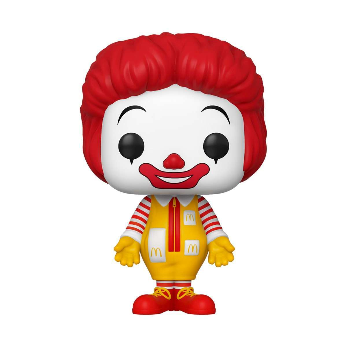 Mcdonald S Mascots Funko Pops Are Approved By Mayor Mccheese Mayor mccheese has a burger for a head, with the burger between 2 buns, the top bun having 2 eyes, aswell as wearing a top hat. mcdonald s mascots funko pops are