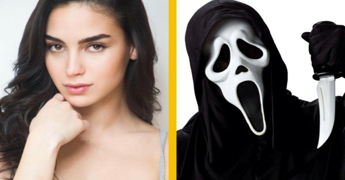 Scream 5 Melissa Barrera