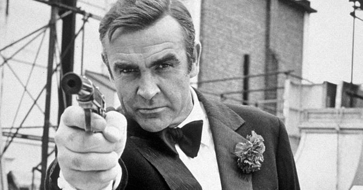 Sean Connery 90th Birthday Trending Social Media James Bond