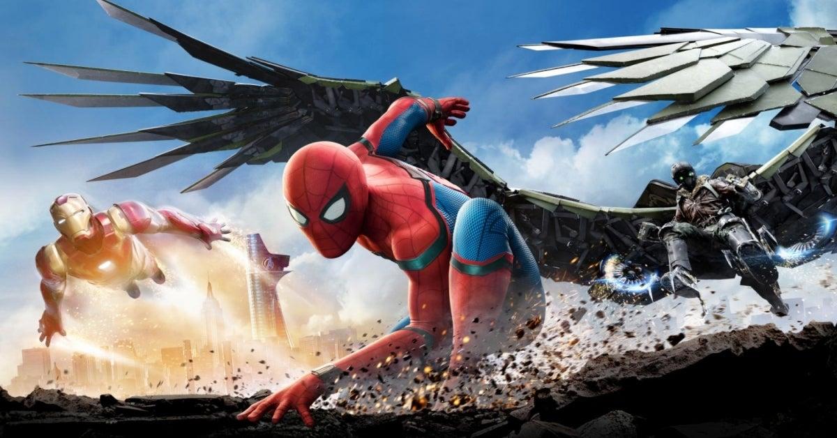 Spider-Man Homecoming Marvel Sony