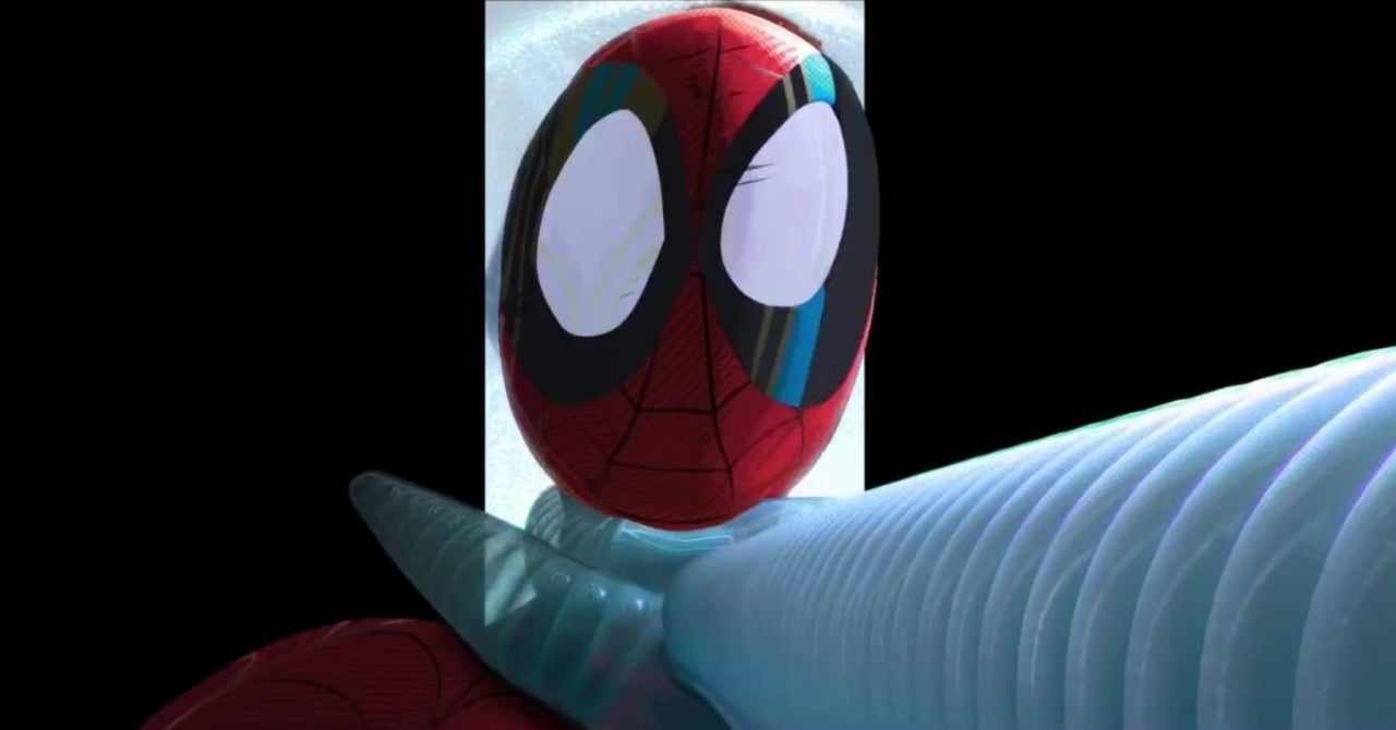 A Single Frame Easter Egg in Spider-Man: Into the Spider-Verse Has Been Discovered