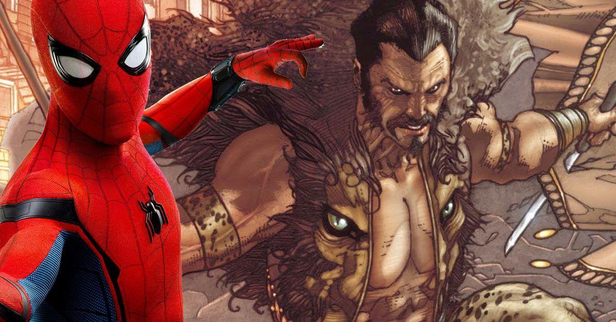 spiderman kraven the hunter