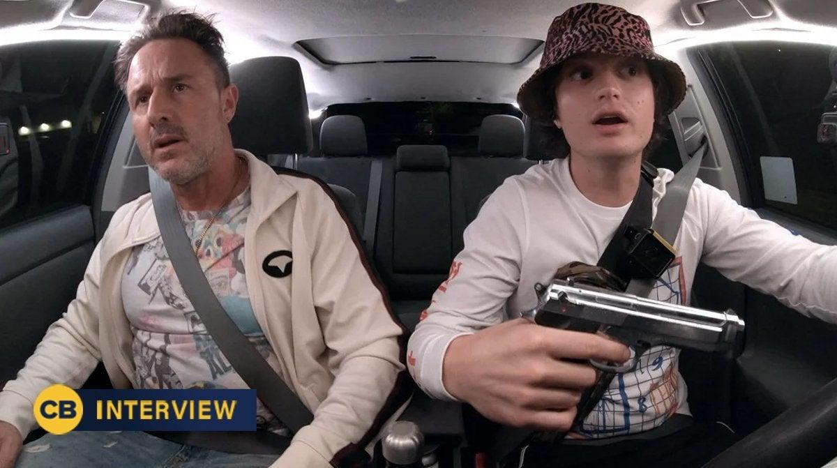spree movie david arquette interview 2020