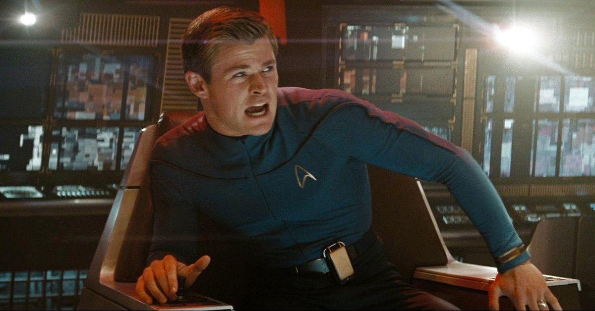 Star Trek 4 George Kirk Chris Hemsworth
