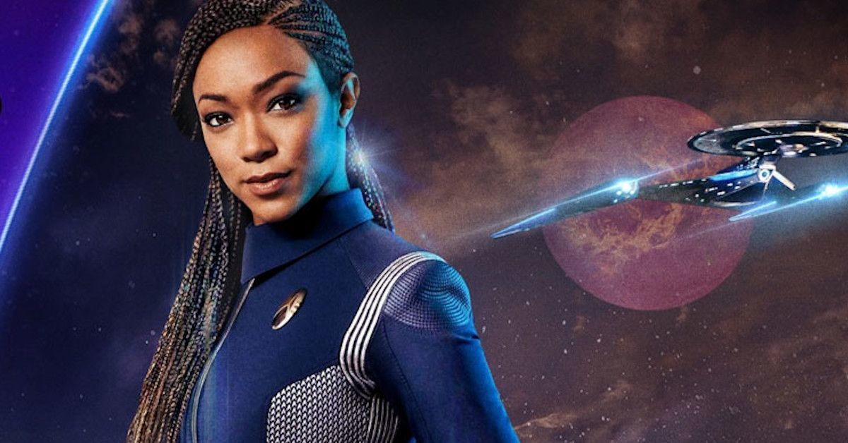 Star Trek Discovery Season 3 Starfleet Insignia 32nd Century