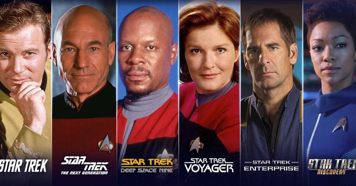 Star Trek Fleet Command Television Universe