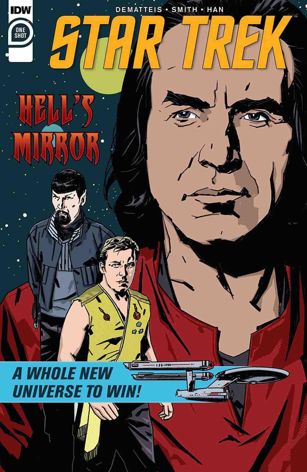Star Trek Hell's Mirror