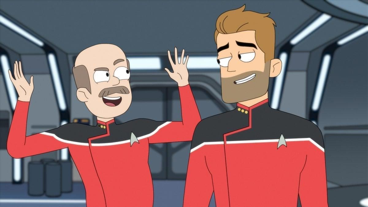Star Trek Lower Decks 001