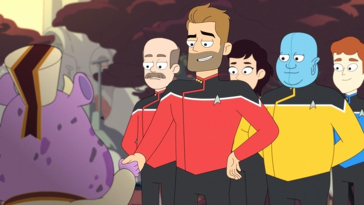Star Trek Lower Decks 002