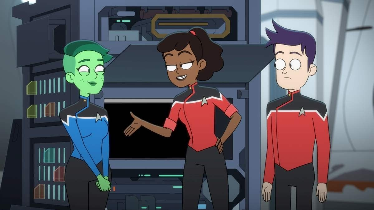 Star Trek Lower Decks 004
