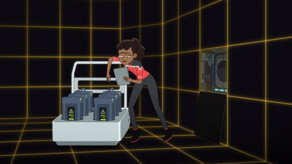 Star Trek Lower Decks Episode 4 Moist Vessel 001