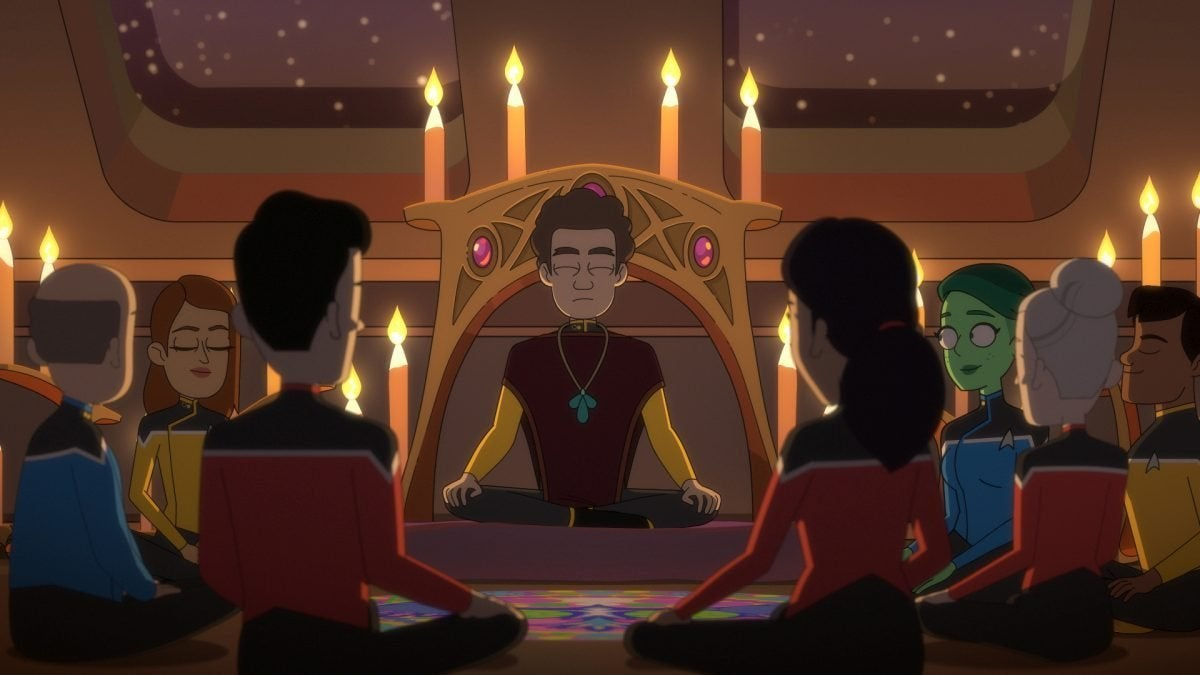 Star Trek Lower Decks Episode 4 Moist Vessel 002