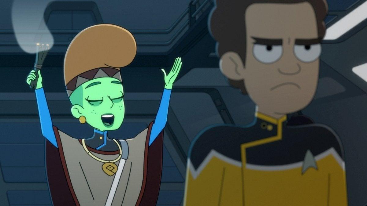 Star Trek Lower Decks Episode 4 Moist Vessel 006