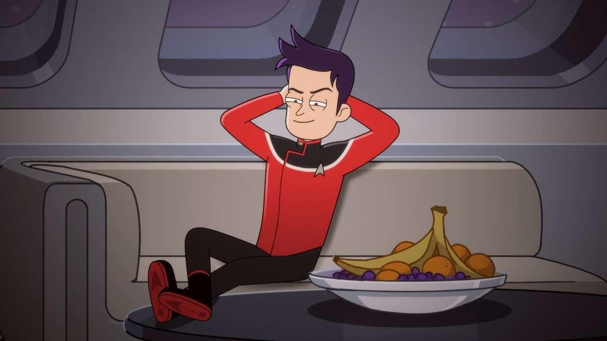 Star Trek Lower Decks Episode 4 Moist Vessel 007