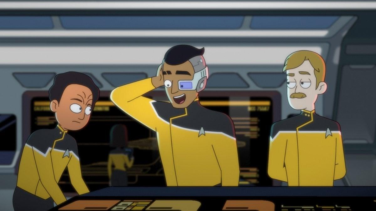 Star Trek Lower Decks Episode 4 Moist Vessel 008