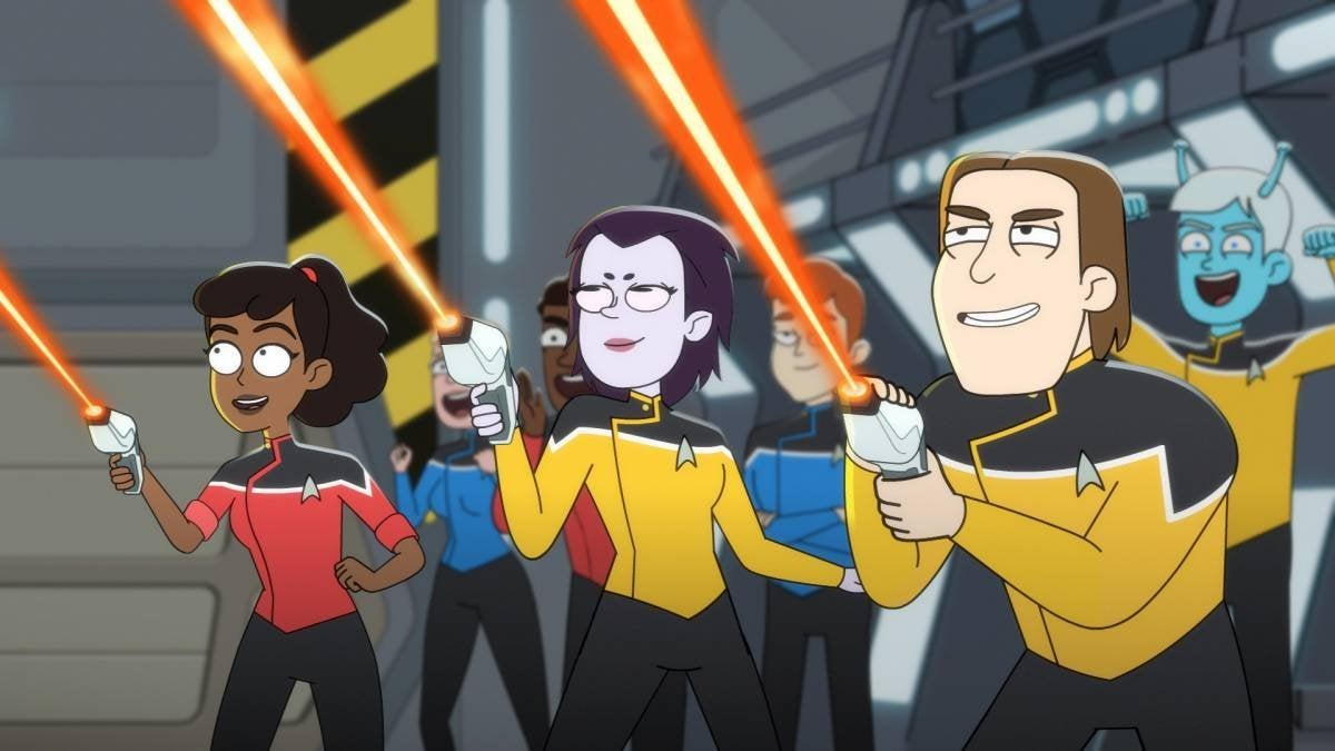 Star Trek Lower Decks Episode 4 Moist Vessel 009