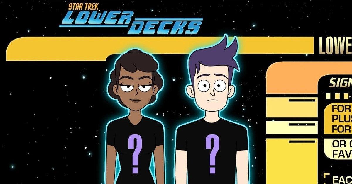 Star Trek Lower Decks Shirt Club Titmouse