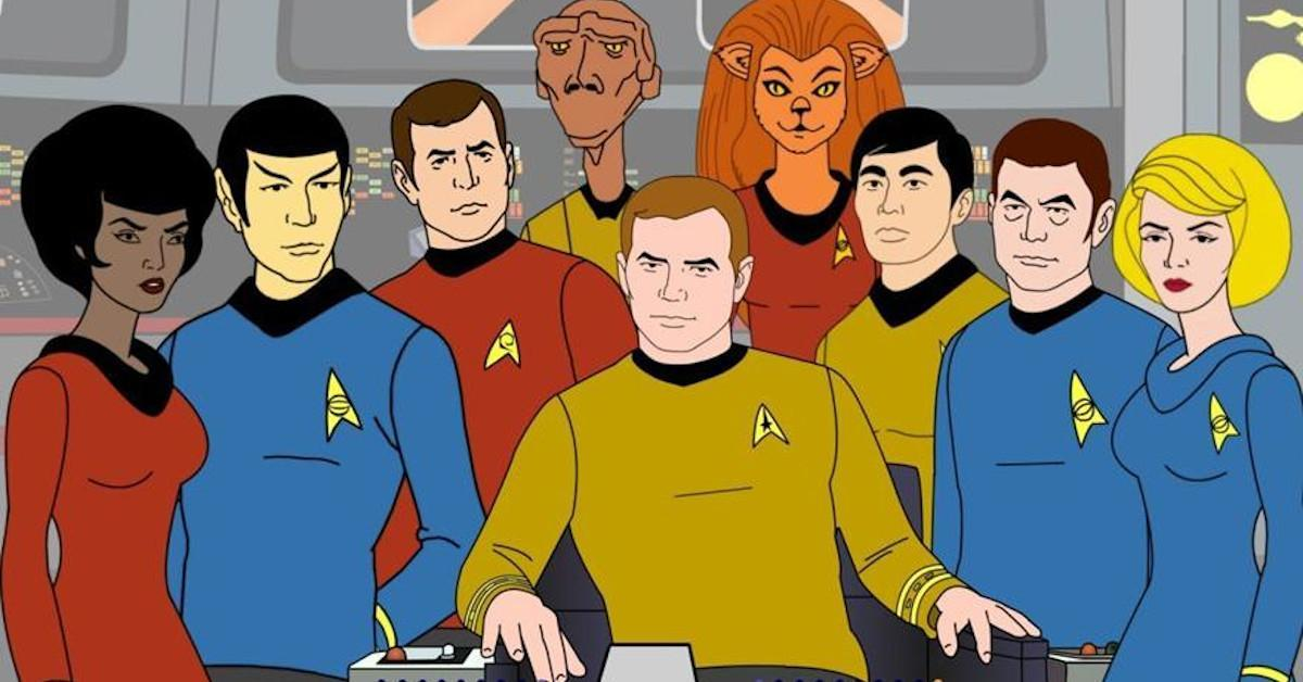 Star Trek The Animated Series Short Treks