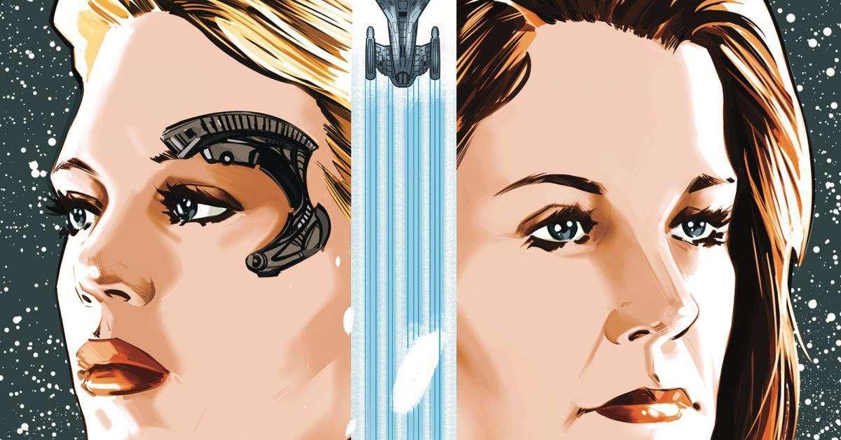 Star Trek Voyager Seven's Reckoning