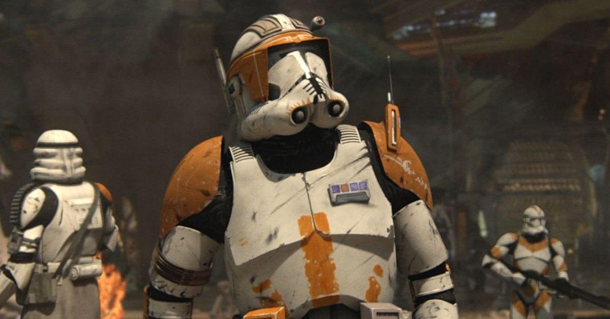 star wars revenge of the sith commander cody