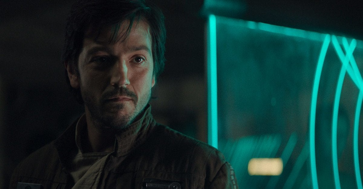 Star Wars Rogue One Cassian Andor TV Show Disney+ Diego Luna