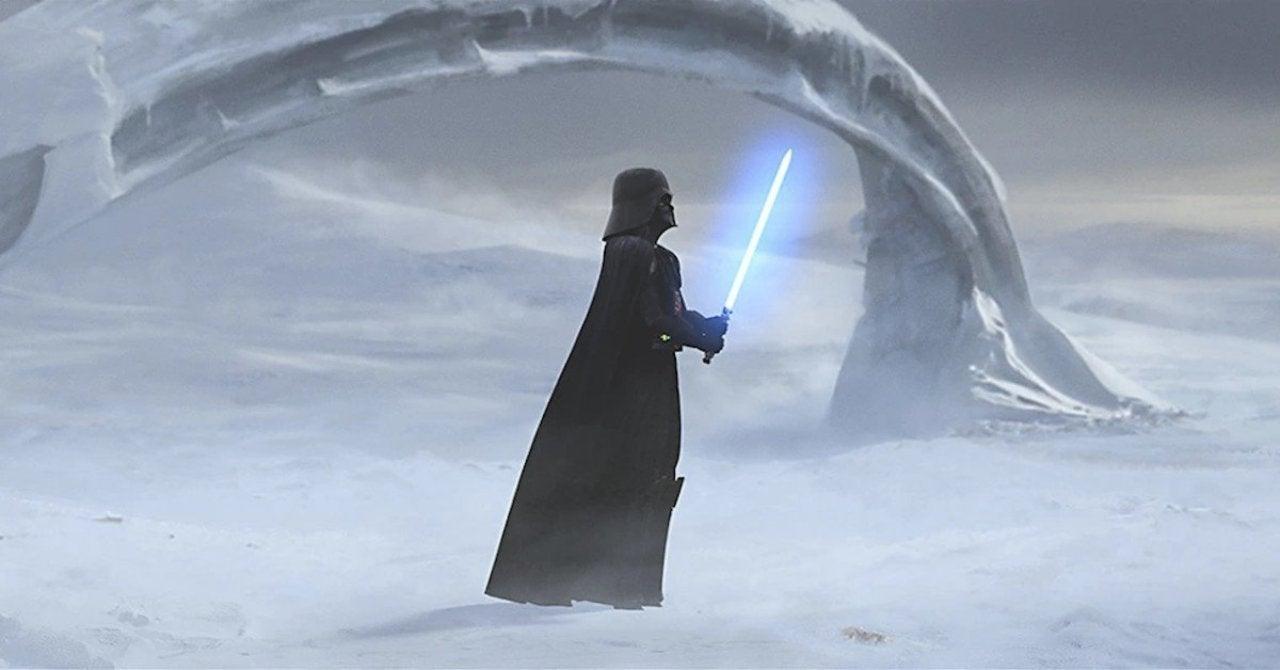 Star Wars: The Clone Wars Artist Reveals Darth Vader Concept Art