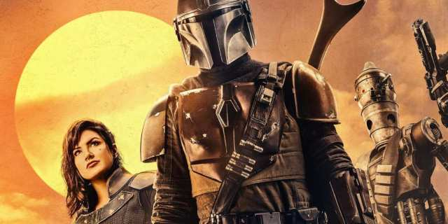 Star Wars The Mandalorian Dave Filoni Perfect Fit Live-Action Emmys