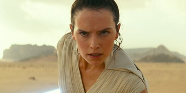 star wars the rise of skywalker daisy ridley
