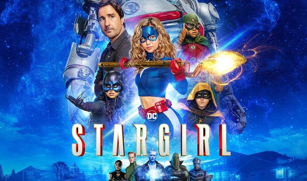 stargirl season 1 score