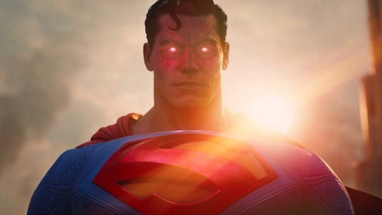 Superman game concept created by Japanese developer