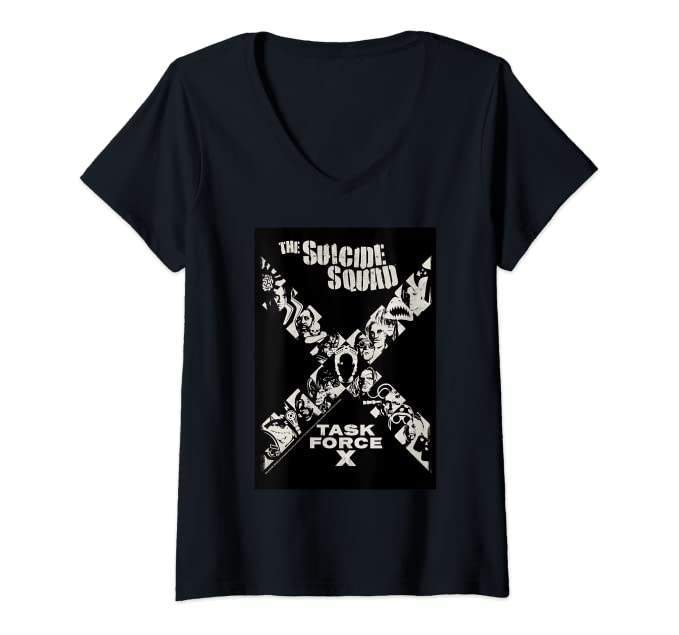 Suicide Squad Promo Shirt Amazon