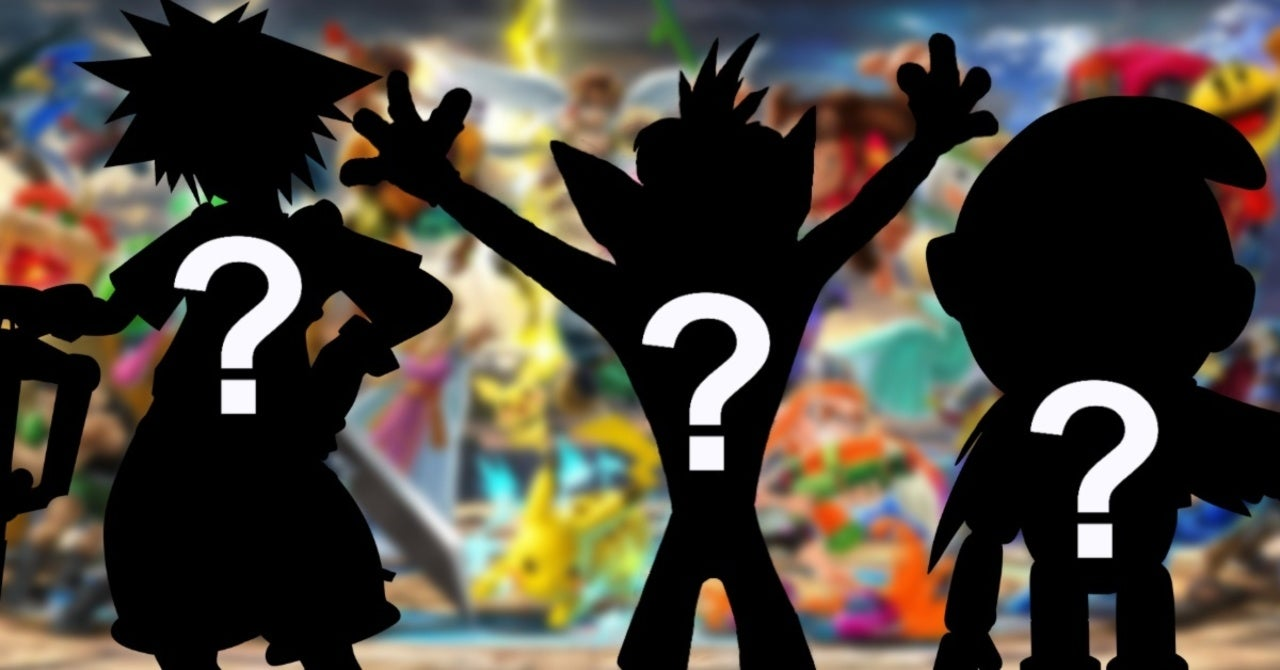 New Nintendo Switch Leak May Reveal Next Super Smash Bros. Ultimate DLC Character