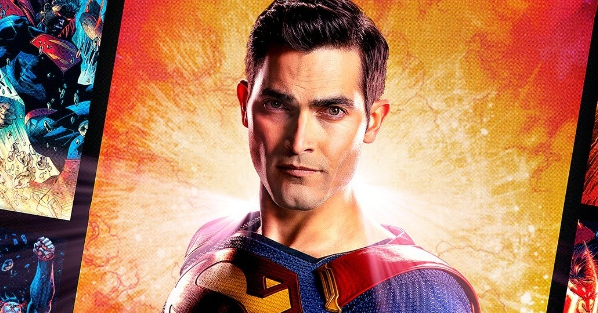 superman and lois poster tyler hoechlin