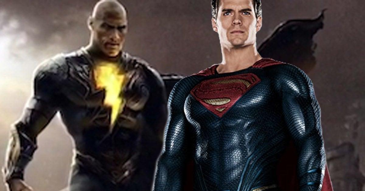 superman black adam