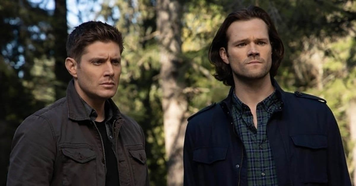 supernatural jensen ackles jared padalecki quarantine beards
