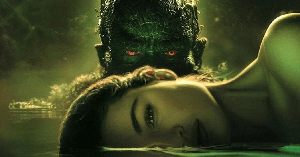 Swamp Thing CW Premiere Date