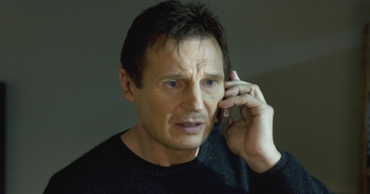 Taken movie Liam Neeson