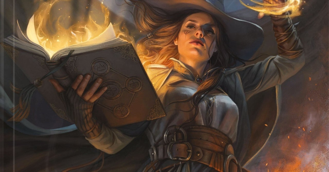 Dungeons & Dragons' Next Book Will Let Players Personalize Spells, Change Subclasses