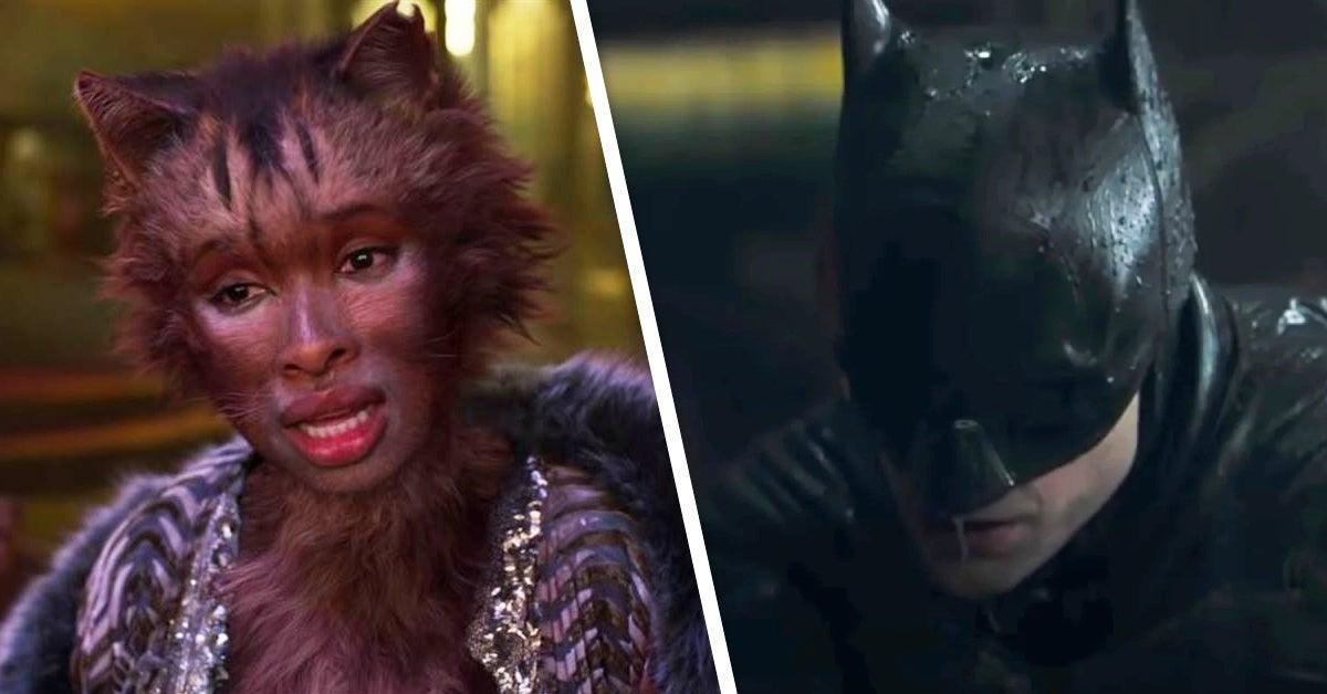 the batman cats