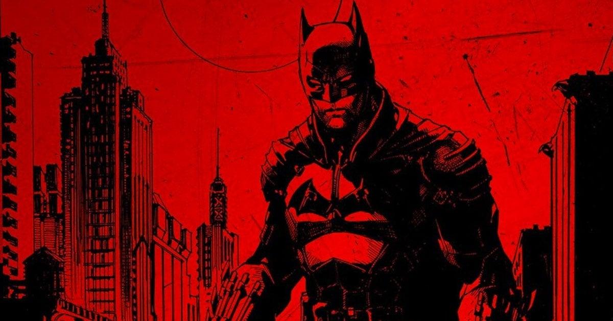 the batman jim lee poster