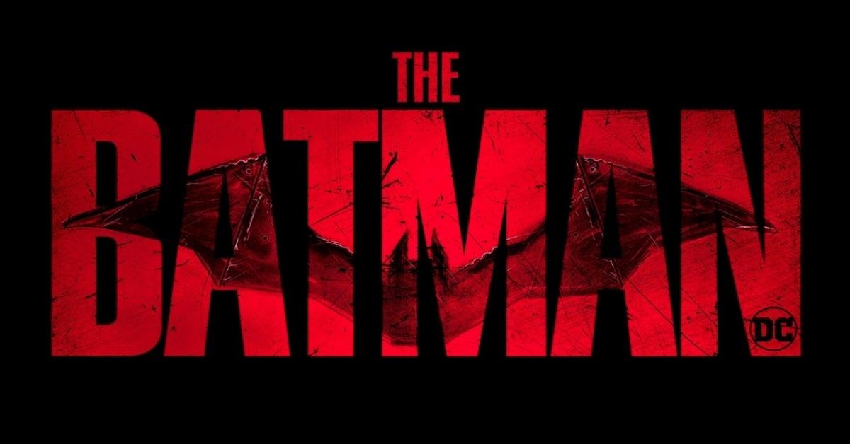 The Batman Movie logo 2021